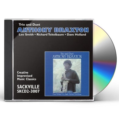 Anthony Braxton TRIO & DUET CD