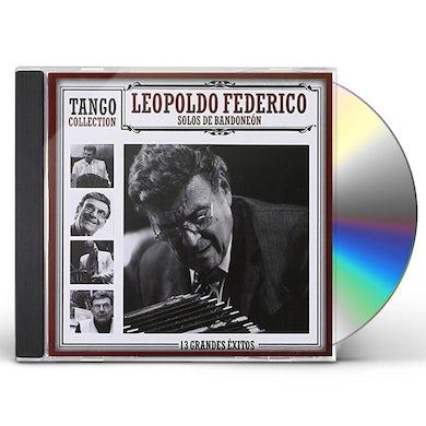 SOLOS DE BANDONEON CD