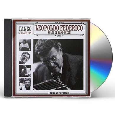 Leopoldo Federico SOLOS DE BANDONEON CD