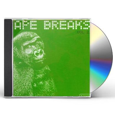 Ape Breaks VOLUME 2 CD