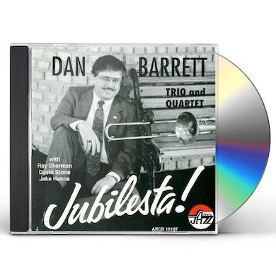 Dan Barrett JUBILESTA CD