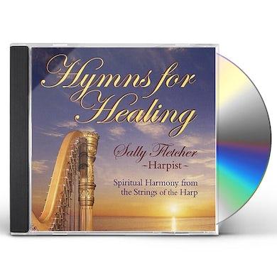 Sally Fletcher HYMNS FOR HEALING CD