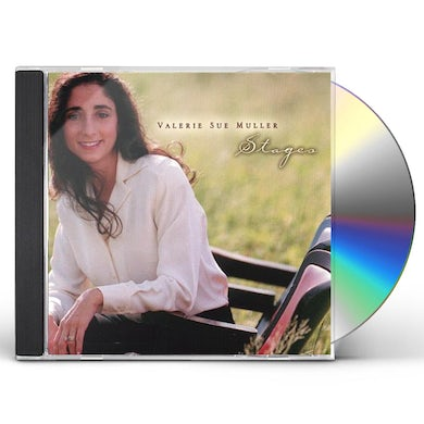 Valerie Sue Muller STAGES CD