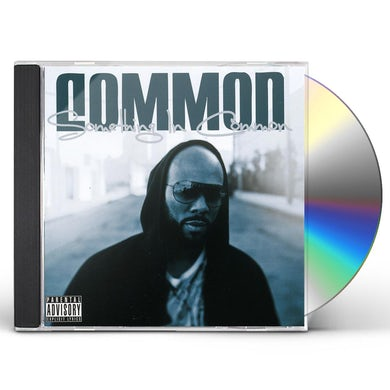 SOMETHING IN COMMON CD