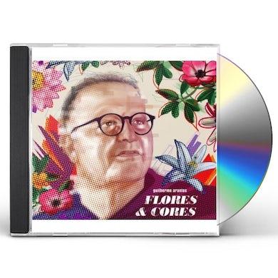 FLORES & CORES CD