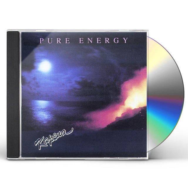 Kapena PURE ENERGY CD