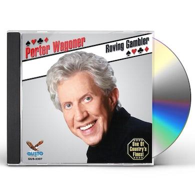 Porter Wagoner ROVING GAMBLER CD