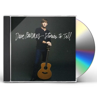 Dave Barnes STORIES TO TELL CD