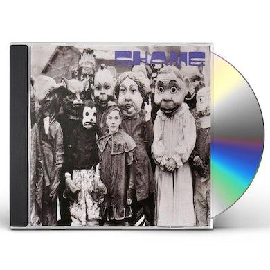 Brad Shame CD
