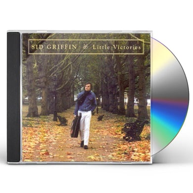 Sid Griffin LITTLE VICTORIES CD