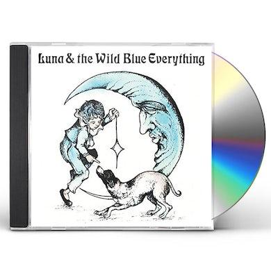 Mat Kerekes LUNA & THE WILD BLUE EVERYTHING CD