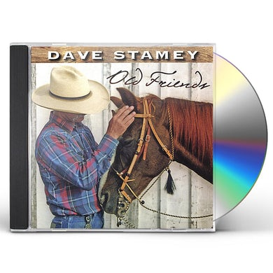 Dave Stamey OLD FRIENDS CD