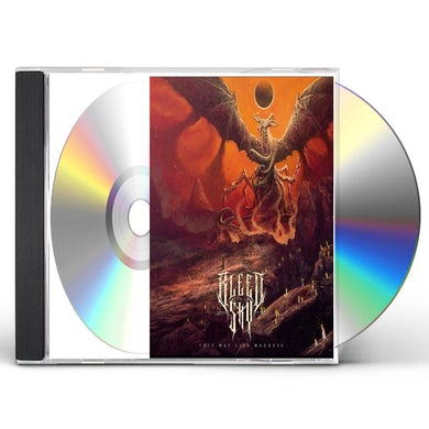 Bleed The Sky This Way Lies Madness CD