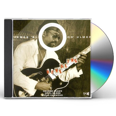 James Blood Ulmer REVEALING CD