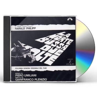 Piero Umiliani LA MORTE BUSSA DUE VOLTE / Original Soundtrack CD
