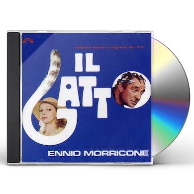 Ennio Morricone IL GATTO / Original Soundtrack CD