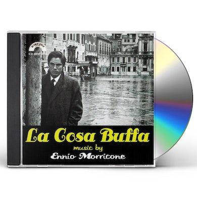 Ennio Morricone LA COSA BUFFA / Original Soundtrack CD