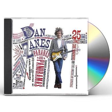 Dan Zanes PARADES & PANORAMAS: 25 SONGS COLLECTED BY CARL SA CD