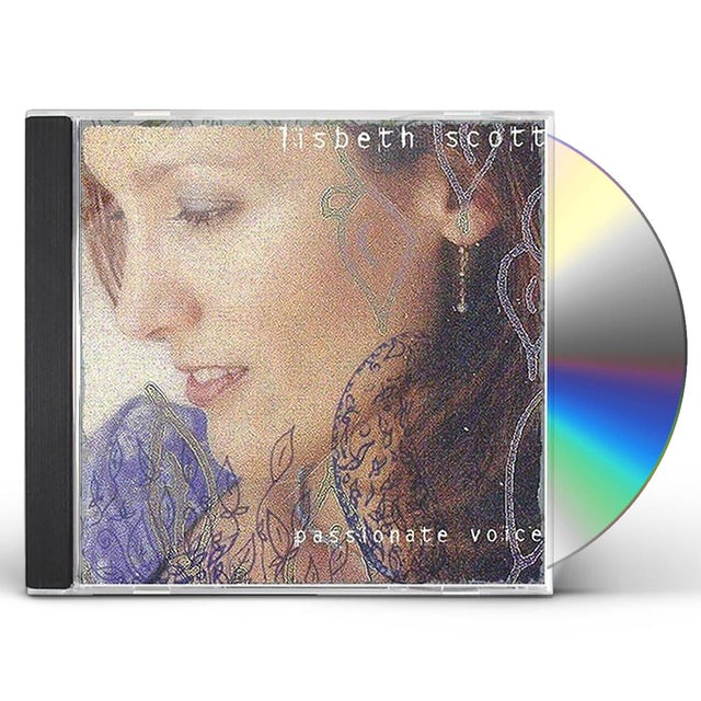 Lisbeth Scott PASSIONATE VOICE CD