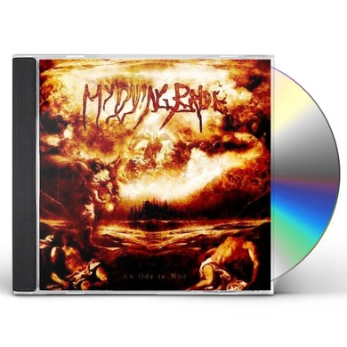 My Dying Bride  ODE TO WOE CD