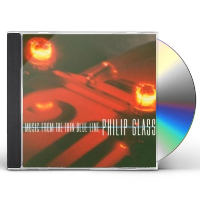 Glass THIN BLUE LINE CD