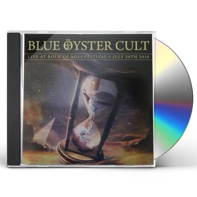 blue oyster club LIVE AT ROCK OF AGES FESTIVAL 2016 CD