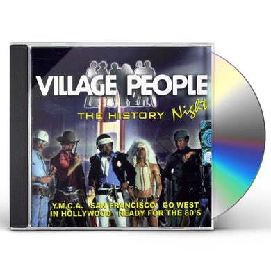 Village People HISTORY: NIGHT CD