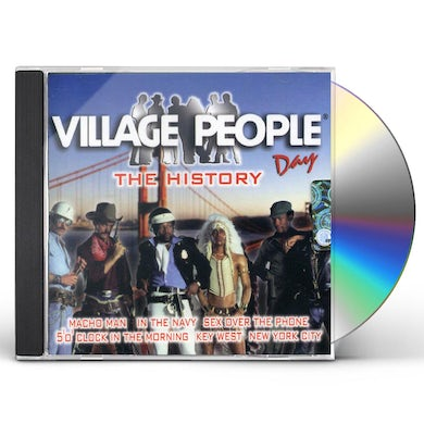 Village People HISTORY: DAY CD