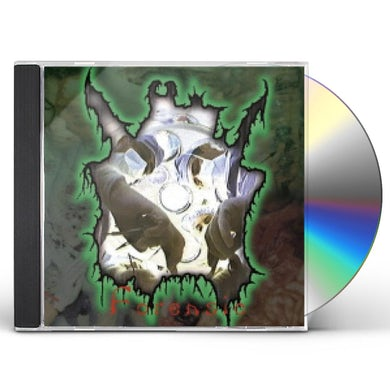 Mortal Decay FORENSIC CD