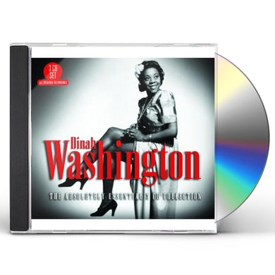 Dinah Washington ABSOLUTELY ESSENTIAL CD