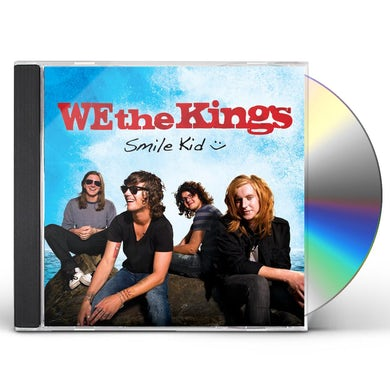We the Kings SMILE KID CD
