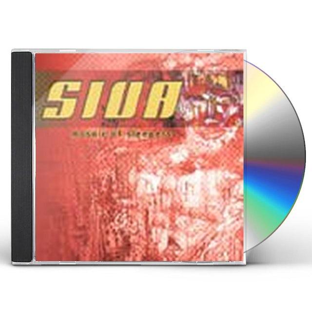 Siva MOSAIC OF SLEEPERS CD