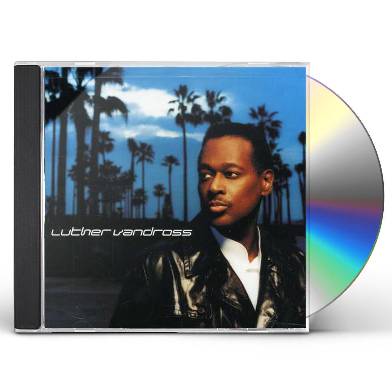 Luther Vandross Christmas Album.Luther Vandross Cd