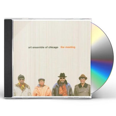 Art Ensemble Of Chicago MEETING CD
