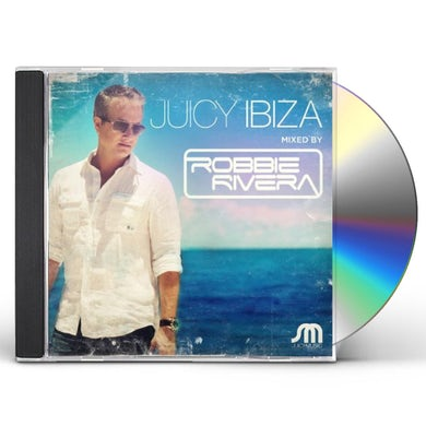 Robbie Rivera JUICY IBIZA CD