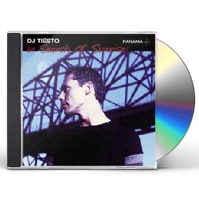 Dj Tiesto IN SEARCH OF SUNRISE 3: PANAMA CD