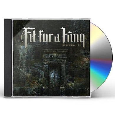 FIT FOR A KING DESCENDANTS - REDUX CD