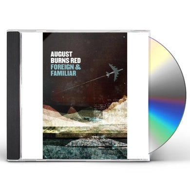 August Burns Red RESCUE & RESTORE (FOREIGN & FAMILIAR EDITION) CD