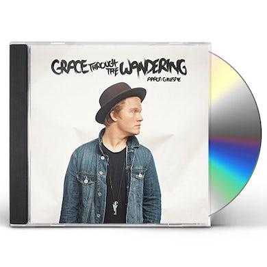 Aaron Gillespie GRACE THROUGH THE WANDERING CD