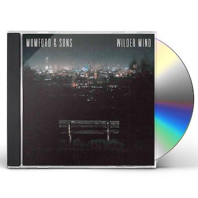 Mumford & Sons WILDER MIND (DELUXE) CD