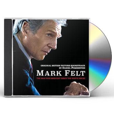 Daniel Pemberton MARK FELT: MAN WHO BROUGHT DOWN WHITE HOUSE - Original Soundtrack CD
