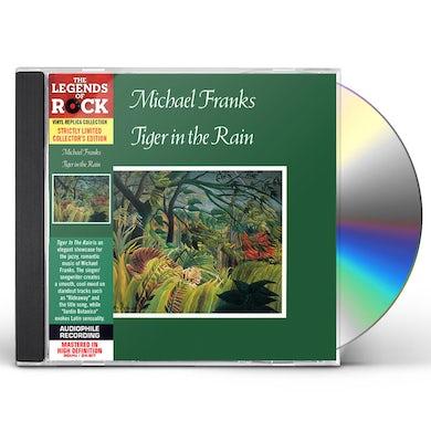 Michael Franks TIGER IN THE RAIN CD