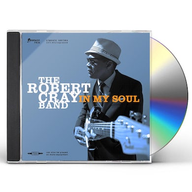 Robert Cray IN MY SOUL CD