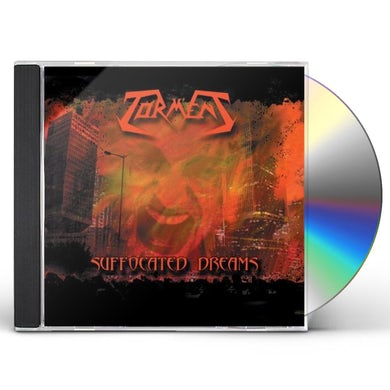 Torment SUFFOCATED DREAMS CD