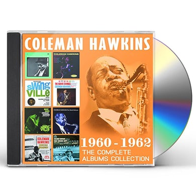 Coleman Hawkins COMPLETE ALBUMS COLLECTION: 1960-1962 CD