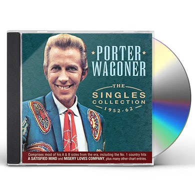 Porter Wagoner SINGLES COLLECTION 1952-62 CD