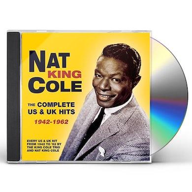 Nat King Cole COMPLETE US & UK HITS 1942-62 CD