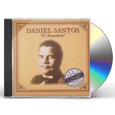 Daniel Santos ANACOBERO CD