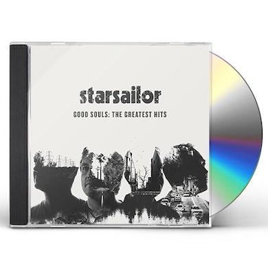 Starsailor GOOD SOULS CD