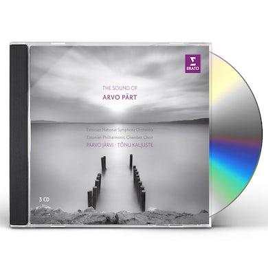 SOUND OF ARVO PART CD